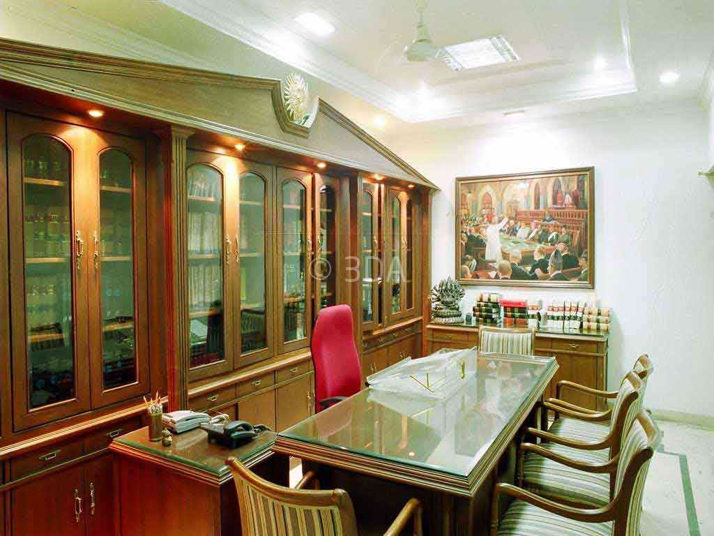 3da best advocate office interior best architects best for Art decoration international pvt ltd