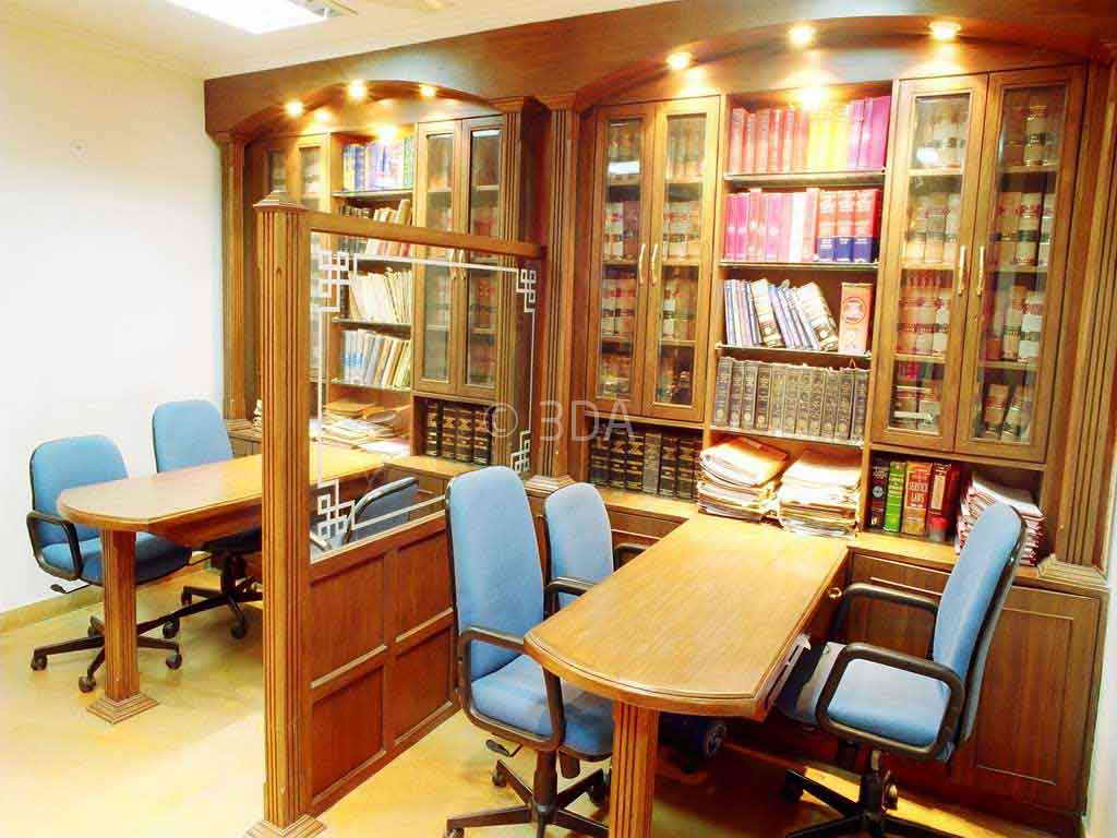 Good looking advocate office interior design ideas home for Office design works