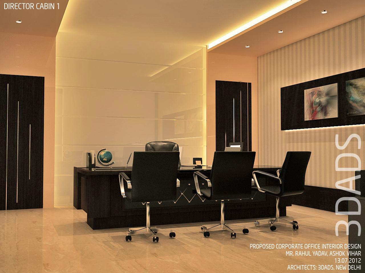 3da: corporate office interior designers in gurgaon & delhi ncr, india