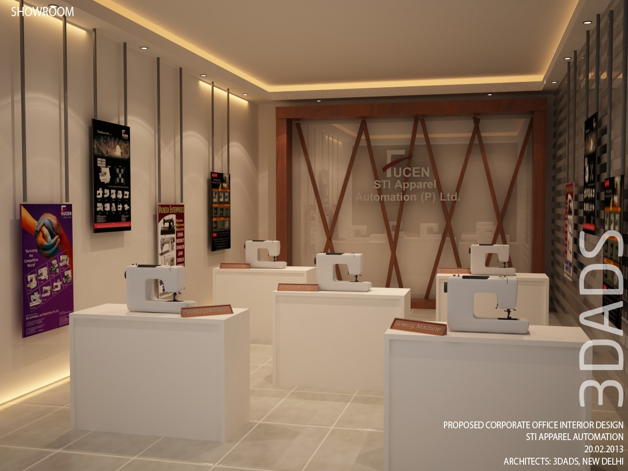Showroom & Store Interior Design