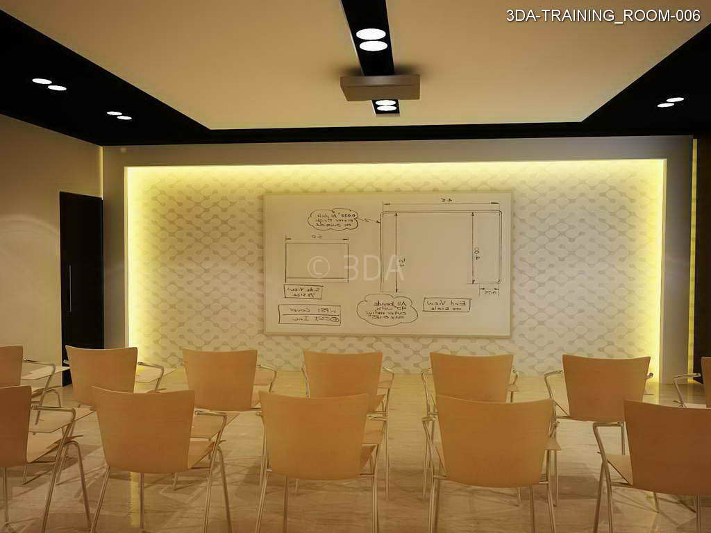 3DA Training Room Interior
