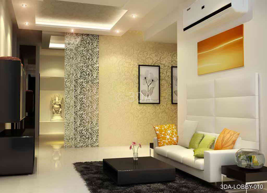 Interior: 3DA :- Best Lobby Interior Decorators In Delhi And Best