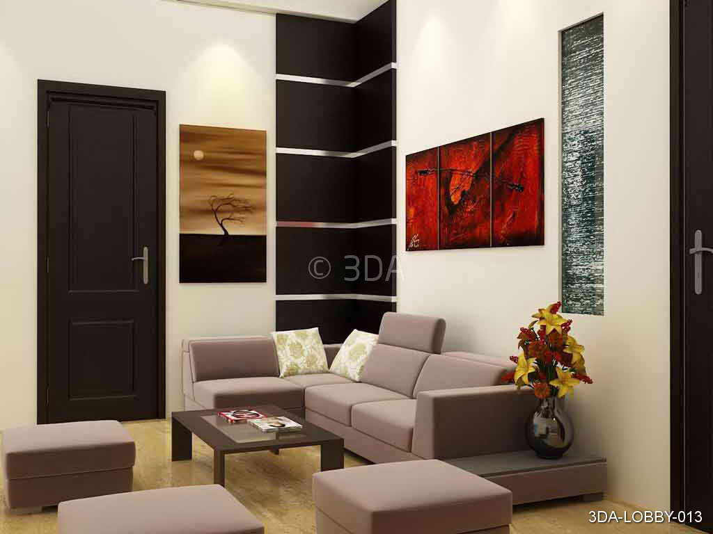 3da Best Lobby Interior Decorators In Delhi And Best