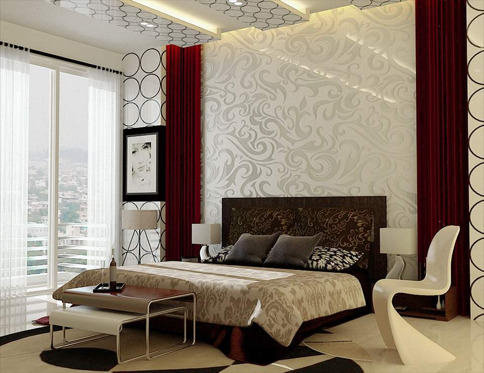 3da best gallery for office and residence for Best interior designs for bedroom